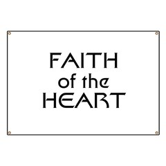 Faith of the Heart Banner