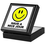 Have a Nice Jour Keepsake Box