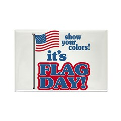 Flag Day Rectangle Magnet