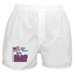 Flag Day Boxer Shorts