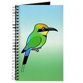 Rainbow Bee-eater Journal