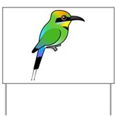 Rainbow Bee-eater Yard Sign