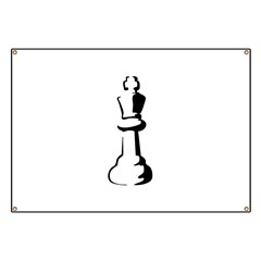 Chess Piece Banner