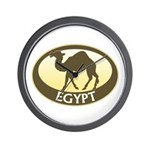 Egyptian Camel Wall Clock