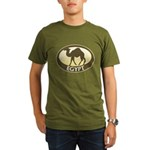 Egyptian Camel Organic Men's T-Shirt (dark)