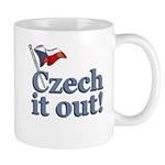 Czech It Out Mug