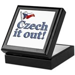 Czech It Out Keepsake Box