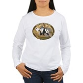 They Were Here First Women's Long Sleeve T-Shirt