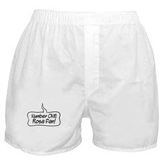 Number One Rosa Fan Boxer Shorts