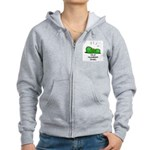 Old Number One! Women's Zip Hoodie