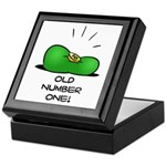 Old Number One! Keepsake Box