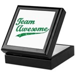 Team Awesome Keepsake Box