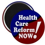 Health Care Reform Now Magnet
