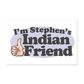 You might not be his kind, but that shouldn't stop you from being Stephen Colbert's friend. If you're Indian and a member of the Colbert Nation, you need this! I'm Stephen's Indian Friend!
