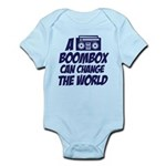 A Boombox Can Change the World Infant Bodysuit