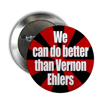 We can do better than Vernon Ehlers button