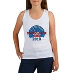 I Survived Snopocalypse Blizzard of 2010  Women's Tank Top