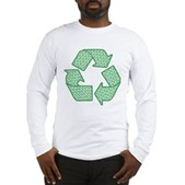 Path to Recycling Long Sleeve T-Shirt