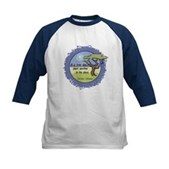 Linnaeus Quote Kids Baseball Jersey