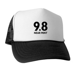 9.8 Near Mint Trucker Hat