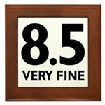 8.5 Very Fine Framed Tile