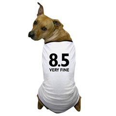 8.5 Very Fine Dog T-Shirt