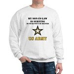 Army - Son-in-law Serving Sweatshirt