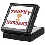 Trophy Husband Keepsake Box