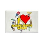 I Heart Schoolhouse Rock! Rectangle Magnet (10 pack)