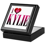 I Heart Kylie Keepsake Box