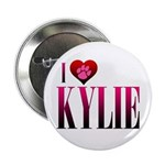 "I Heart Kylie 2.25"" Button (100 pack)"