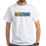 Brother Made of Elements White T-Shirt
