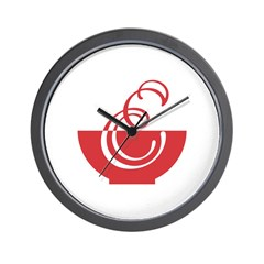 Emerging Chefs Wall Clock