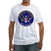 Licensed Bird Bander Fitted T-Shirt