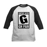 Content Rated G: General Hospital Fan Kids Baseball Jersey