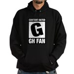 Content Rated G: General Hospital Fan Hoodie (dark)