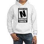 Content Rated N: Numb3rs Fan Hooded Sweatshirt