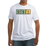 CSI Made of Elements Fitted T-Shirt