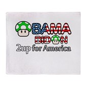 2up for America Stadium Blanket