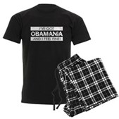 I've Got Obamania! Men's Dark Pajamas