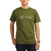 Mrs. Colbert Organic Men's T-Shirt (dark)