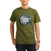 Where's My Quarter? Organic Men's T-Shirt (dark)