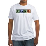 Plankr of Elements Fitted T-Shirt