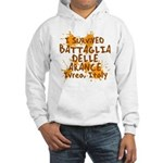 Ivrea Battle Of The Oranges Souvenirs Gifts Tees Hooded Sweatshirt