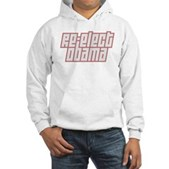 Re-Elect Obama Hooded Sweatshirt