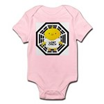 Lost Chick - Dharma Initiative Infant Bodysuit