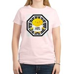 Lost Chick - Dharma Initiative Women's Light T-Shirt