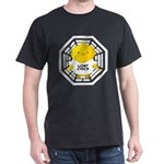 Lost Chick - Dharma Initiative Dark T-Shirt