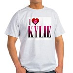 I Heart Kylie Light T-Shirt