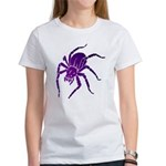 Purple Spider Women's T-Shirt